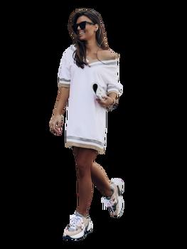 Cocomore sukienka Octanos biała
