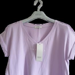 LEMONADA Bluzka t-shirt lila dekolt V
