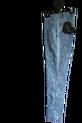 Lola Fashion spodnie cygaretki extra niebieskie (3)