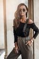 COCOMORE Spodnie bojówki LABIO khaki (2)