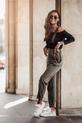 COCOMORE Spodnie bojówki NEW khaki (3)