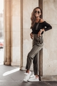 COCOMORE Spodnie bojówki LABIO khaki (3)