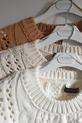 COCOMORE Sweter styl BOHO kremowy (6)