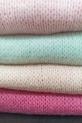 Simplicity Bluza sweterkowa OVER RÓŻOWA fuchsia (5)