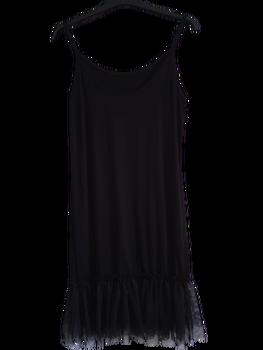 Made in Italy sukienko - halka czarna