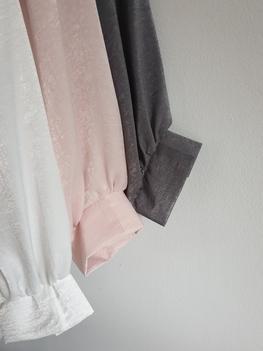 Bluzka oversize różowa Lola Fashion