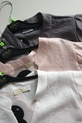 Bluzka oversize biała perłowa Lola Fashion (2)