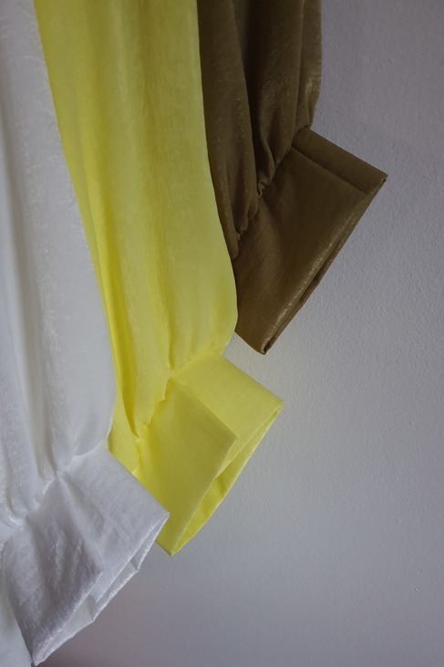 Bluzka oversize limone Lola Fashion (1)