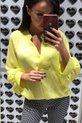 Bluzka oversize limone Lola Fashion (3)
