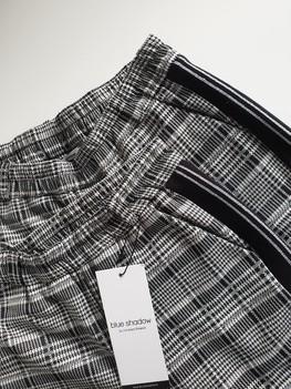Blue Shadow spodnie LIZZIE kratka biała czarna