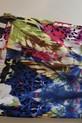 Spodnie cygaretki wzór kwiaty Lola Fashion (2)