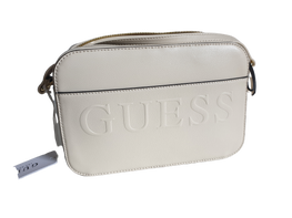 GUESS Torebka crossbody krem