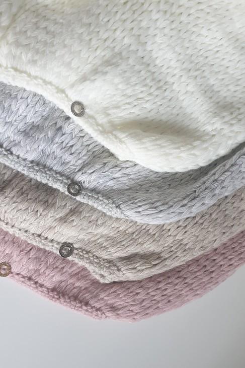 s.Moriss sweter Anabel krótki jasny szary (1)