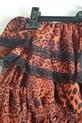 Lola Fashion bluzka hiszpanka panterka pomarańczowa (1)