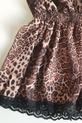 Lola Fashion bluzka hiszpanka panterka brązowa (2)