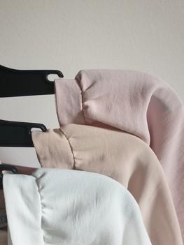 Bocca bluzka limited version hiszpanka pudrowy róż