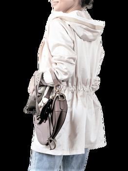 COCOMORE kurtka OWL biała perłowa