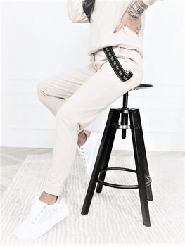 COCOMORE Spodnie Show białe