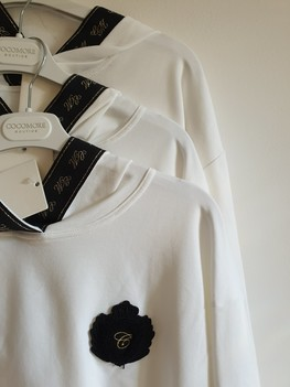 COCOMORE Bluza BALANCE Biała