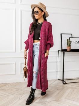 COCOMORE sweter UNICORN różowy