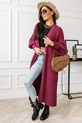 COCOMORE sweter różowy melange (2)