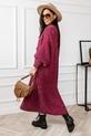 COCOMORE sweter różowy melange (4)