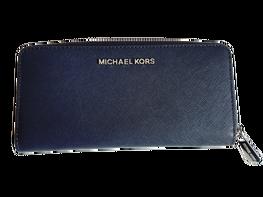 MICHAEL KORS Portfel navy