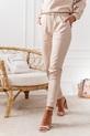 COCOMORE Spodnie Rita pudrowe beżowe (4)