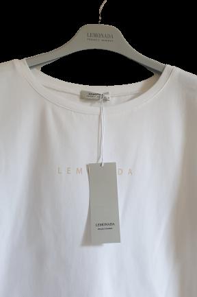 LEMONADA Bluzka t-shirt biała (1)