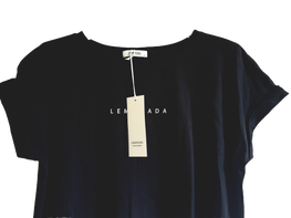 LEMONADA Bluzka t-shirt czarna