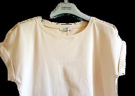 LEMONADA Bluzka t-shirt beżowa